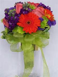 Georgeous Gerberas Bouquet