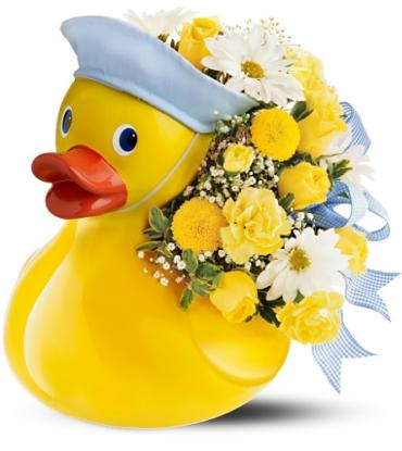 Just Ducky Bouquet