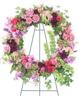 Enchanting Whisper Wreath
