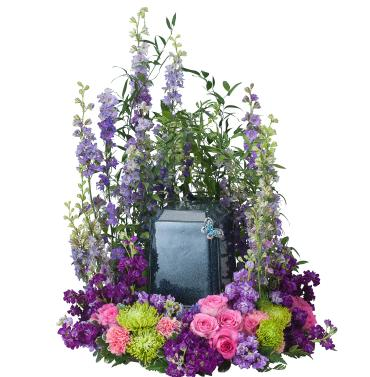 Forever Cherished Urn Surround