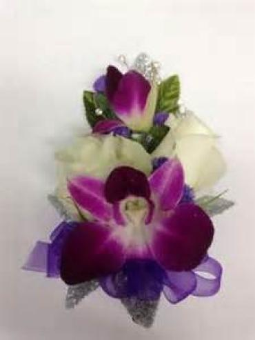 Orchid Romance Corsage